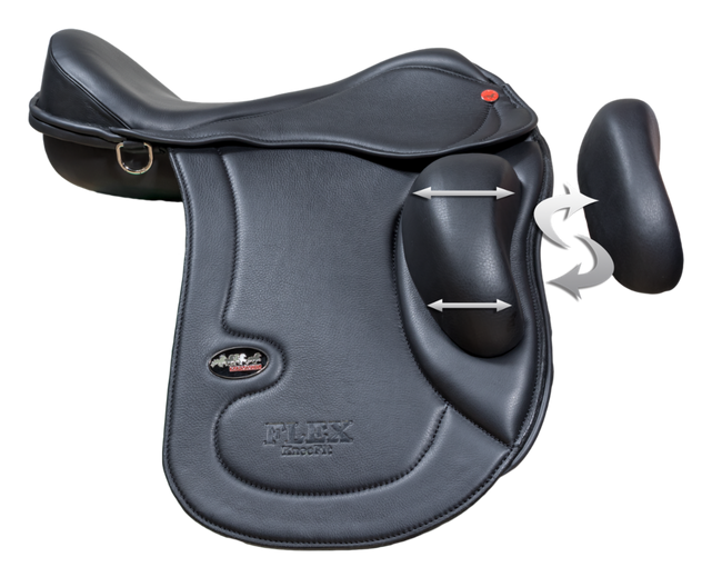 FLEX saddle, KneeFit