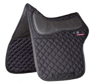 Adjustable saddle pad, cotton