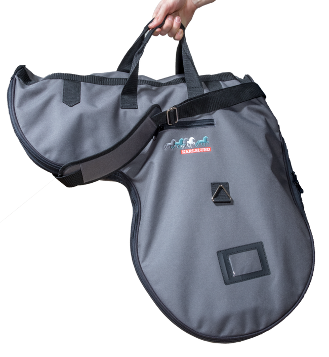 Saddle carrying bag