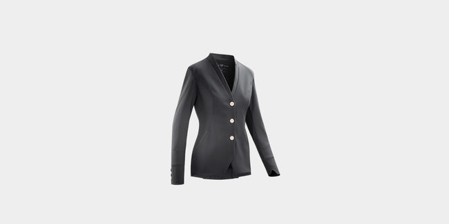 Horse Pilot Damen Turnierjacket Aerotech 2.0, technologisch innovatives Reitjacket