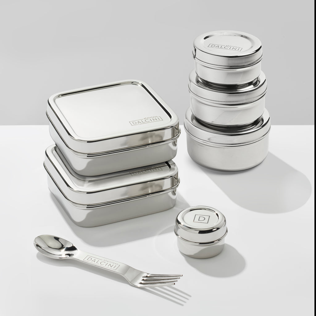 Back to School Combo (7 pcs) - dalcinistainless