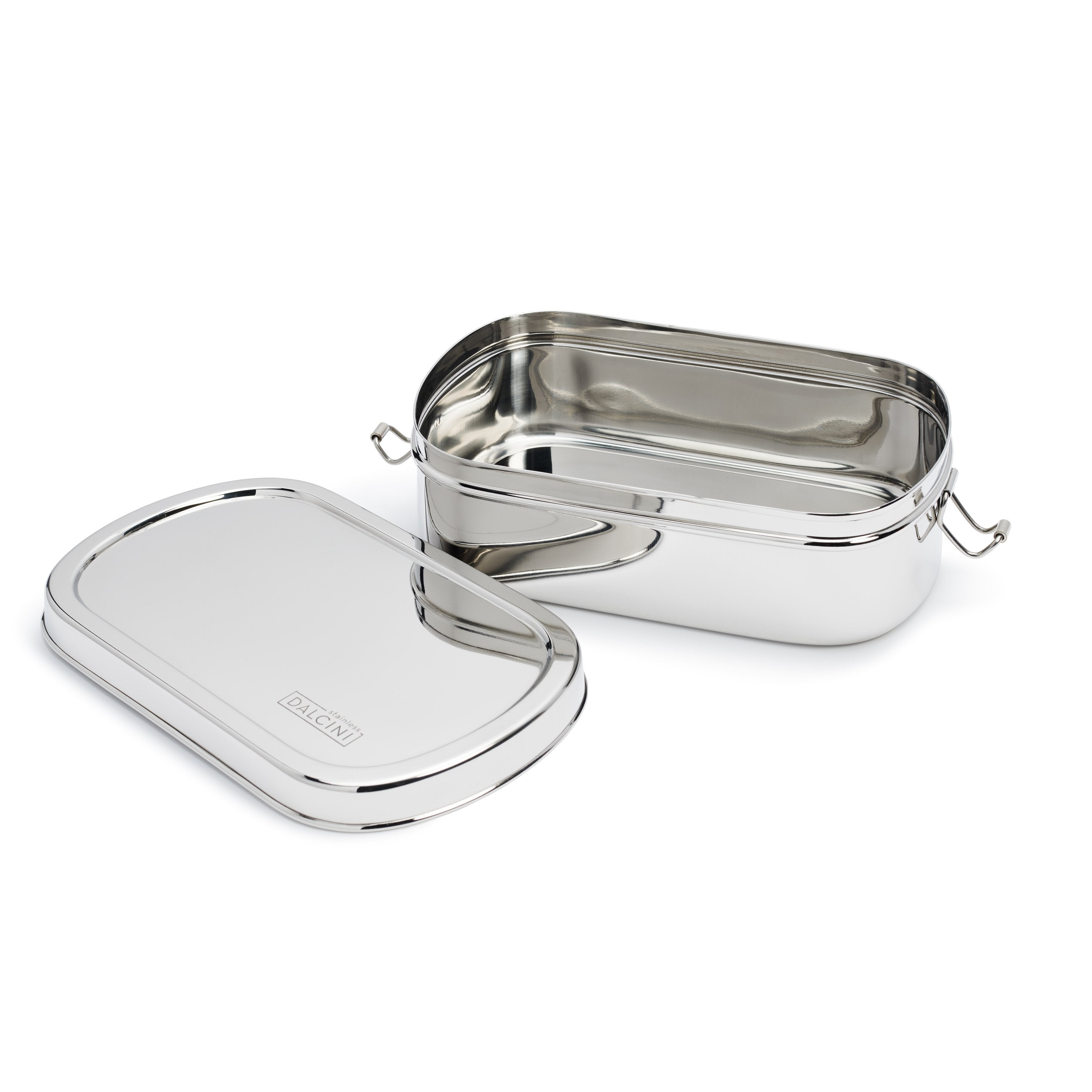 Large Oval with Clips - dalcinistainless