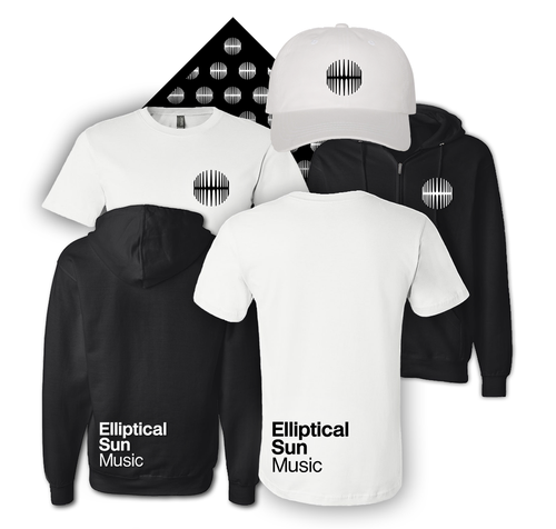 Elliptical Sun Merch Package #2 - MY MUSIC MERCH