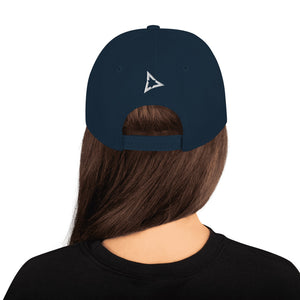 Taylor Torrence Double Sided Snapback - White Logo - MY MUSIC MERCH