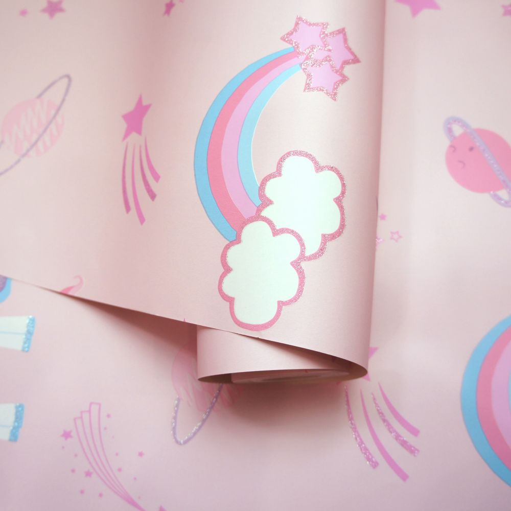 Unicorns, Rockets and Rainbows by AB rose -réf: 90961-
