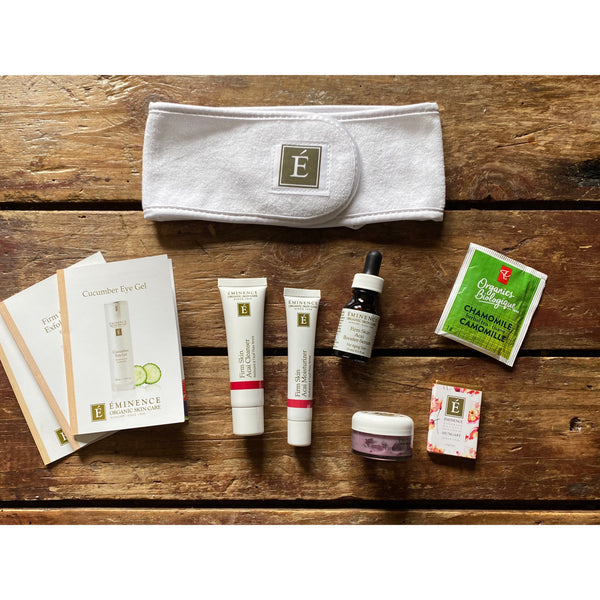 Eminence Organics Firm Skin At Home Facial Kit