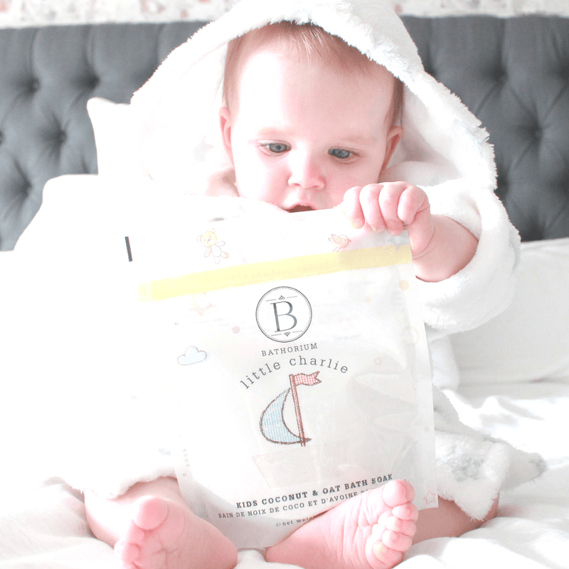 Bathorium Little Charlie Bath Soak