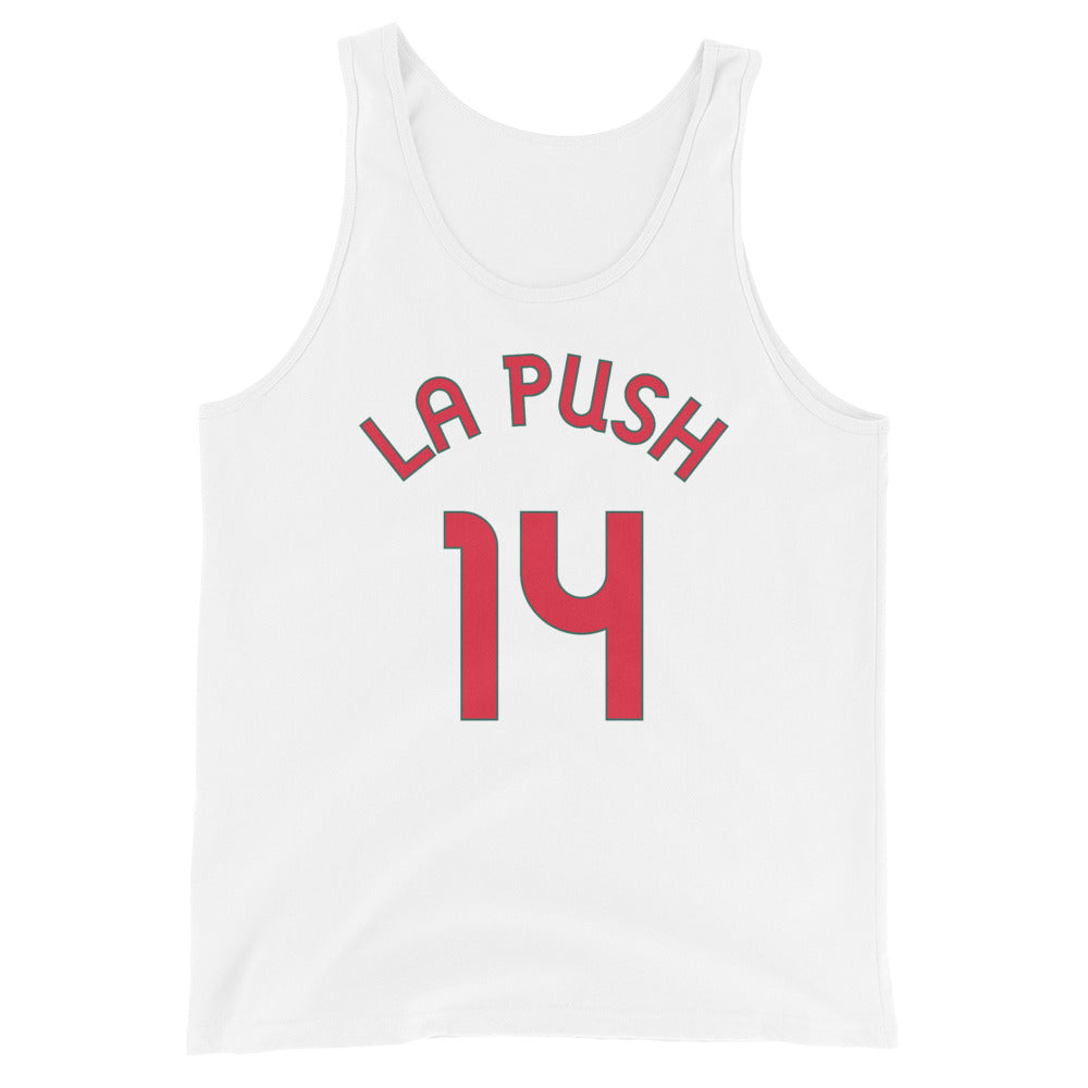 La Push, Washington - Milepost Jersey Tank Top - Unisex