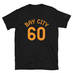 Bay City, OR - Milepost Jersey, Short-Sleeve Unisex T-Shirt