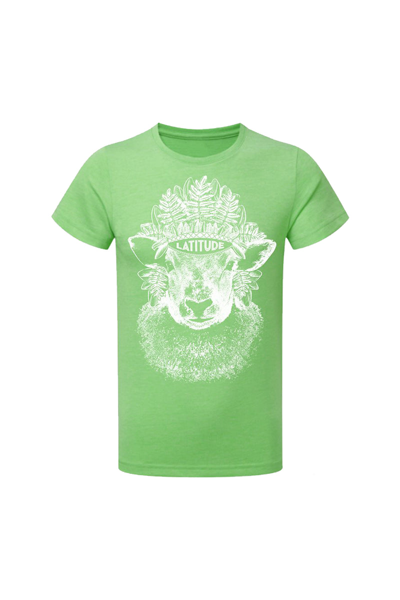 Green Sheep T-Shirt