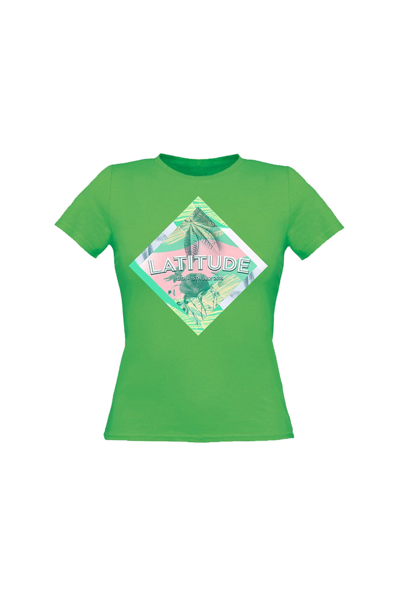 2018 Green Event Ladies T-Shirt