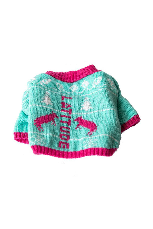 Plush Knitted Jumper