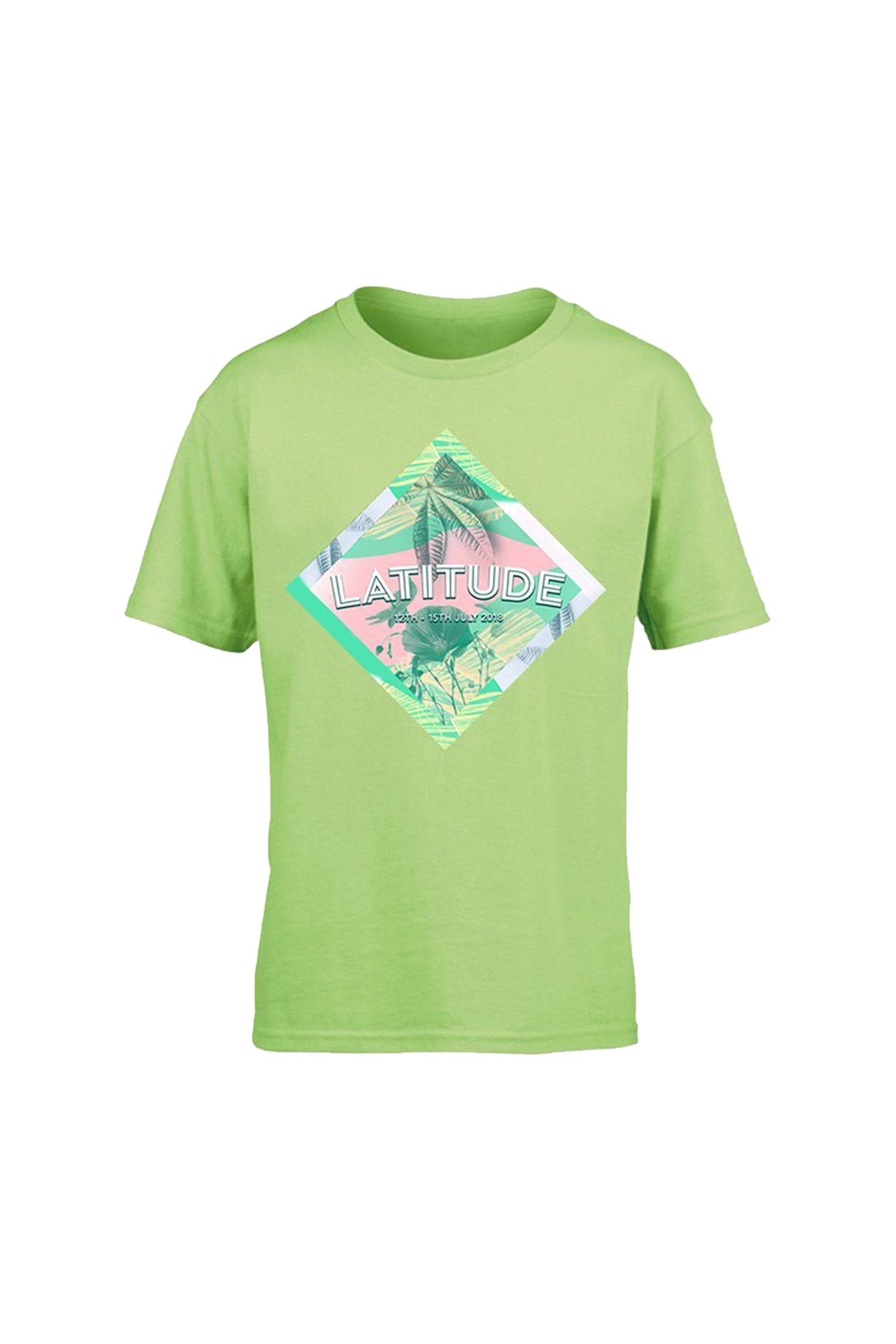 2018 Green Event Kids T-Shirt