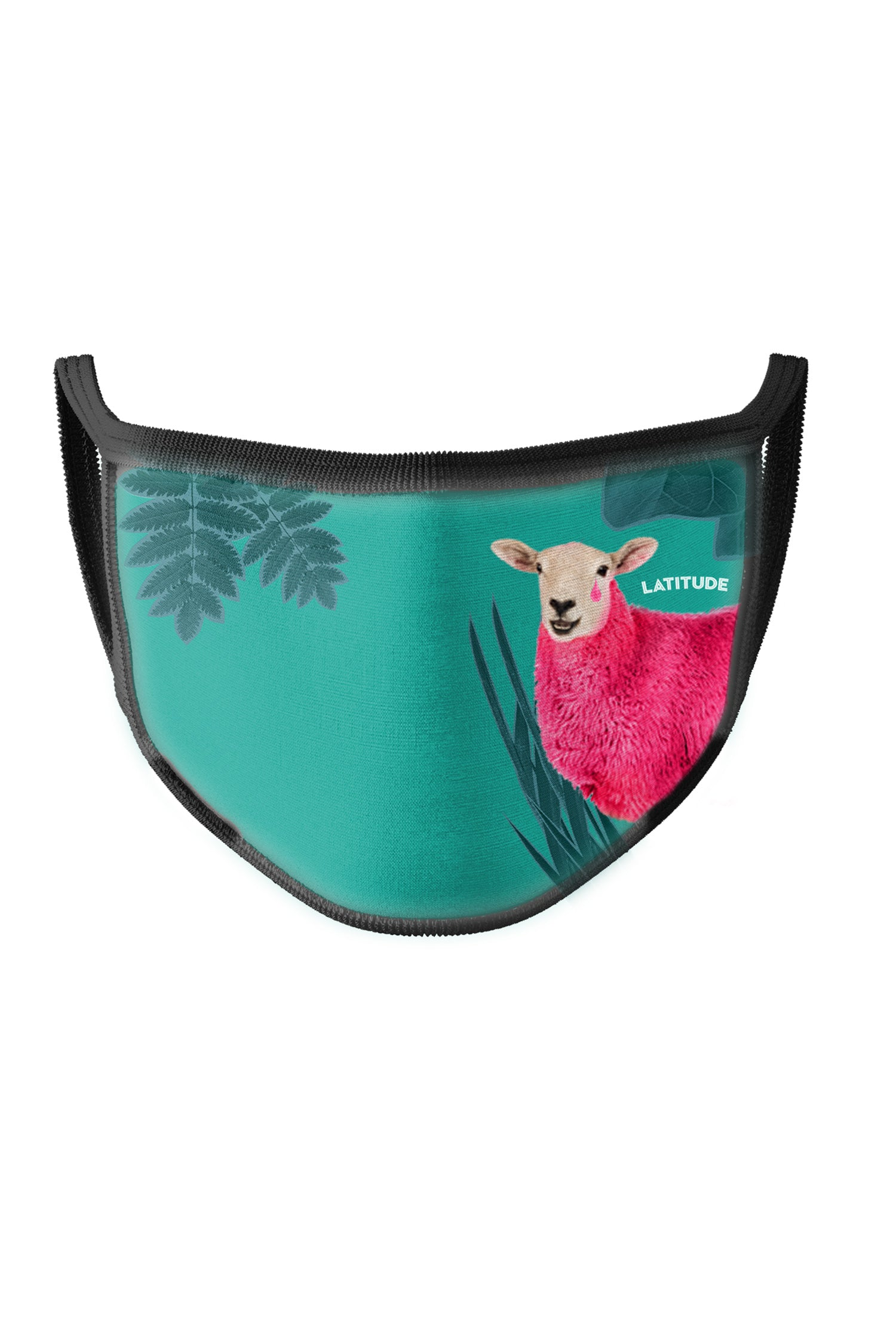 Sheep logo Mask