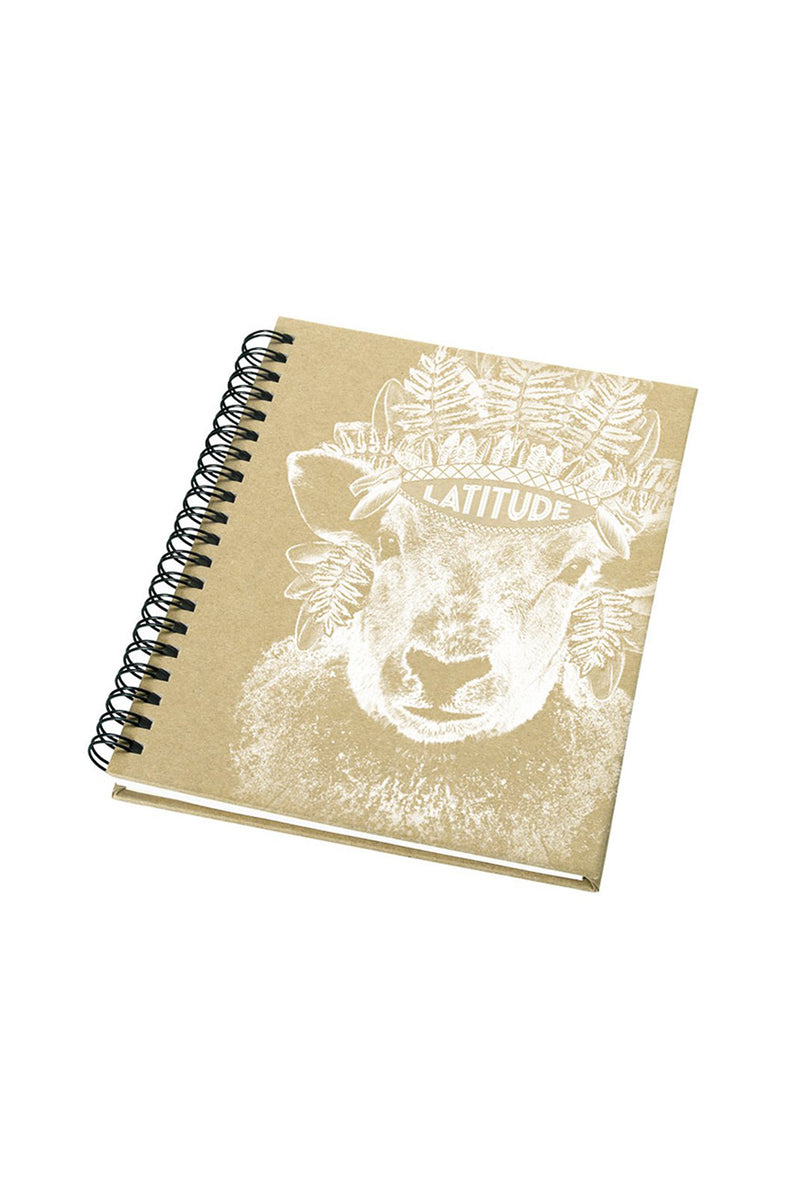 Sheep Crown Notebook
