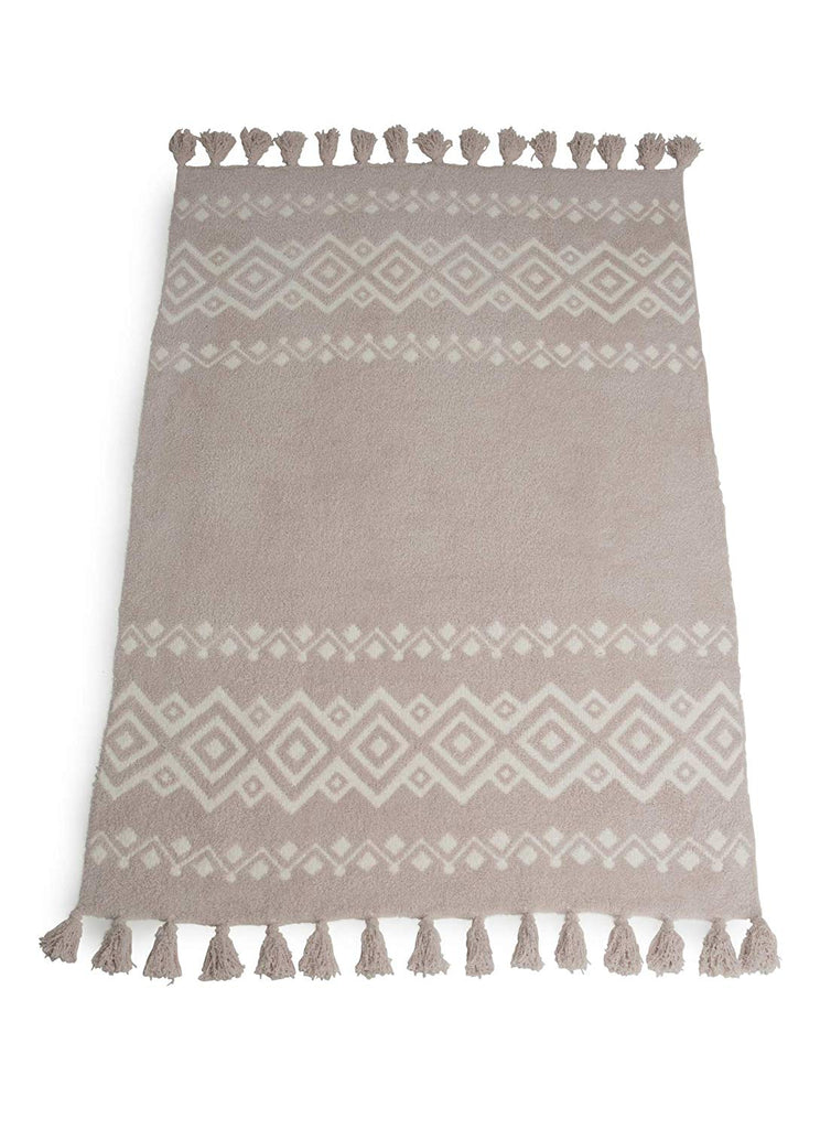 Barefoot Dreams the CozyChic Topanga Blanket