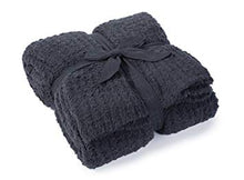 Load image into Gallery viewer, Barefoot Dreams CozyChic Ribbed Throw