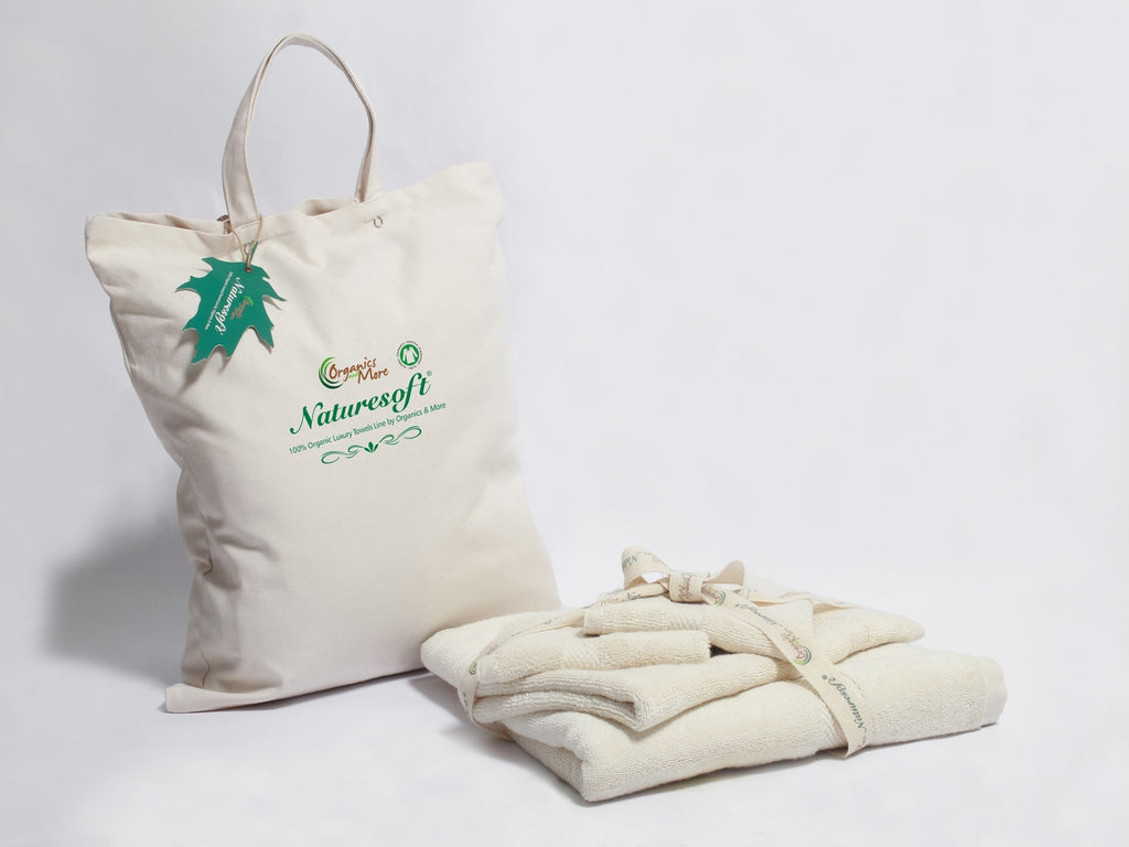 Organic Towels Set