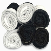 Load image into Gallery viewer, Bedvoyage Bamboo Facial Washcloths