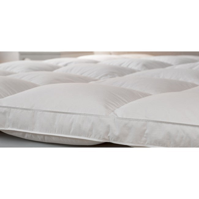 Down inc. White Duck Feather Bed