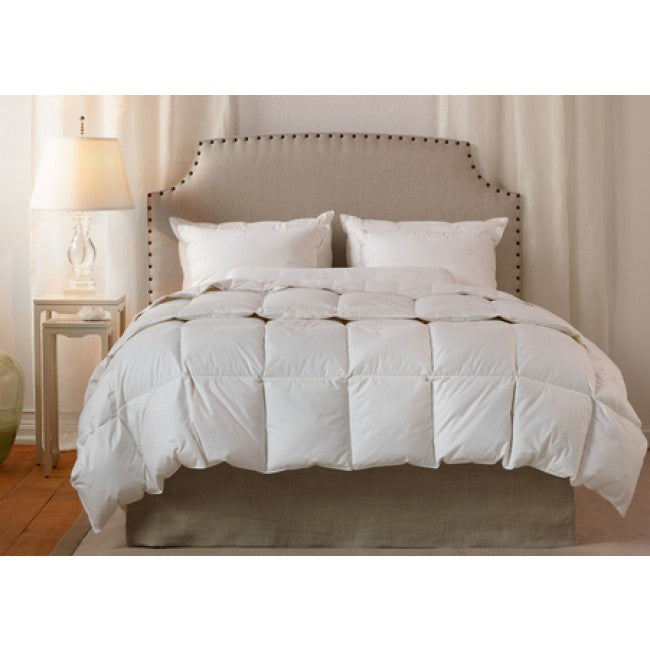 Down inc. Organic Shell Duvet Insert with Lightweight Fall Down Filling