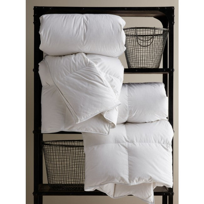 "Down inc. 12"" Classic Duvet Insert with Lightweight Summer Down Filling"