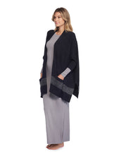 Load image into Gallery viewer, Barefoot Dreams the Cozychic Lite® Cliffside Wrap