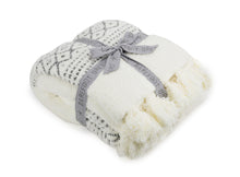 Load image into Gallery viewer, Barefoot Dreams the CozyChic Luxe Casa Throw Blanket