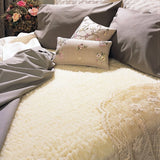 SnugFleece Snug II Mattress Wool Cover