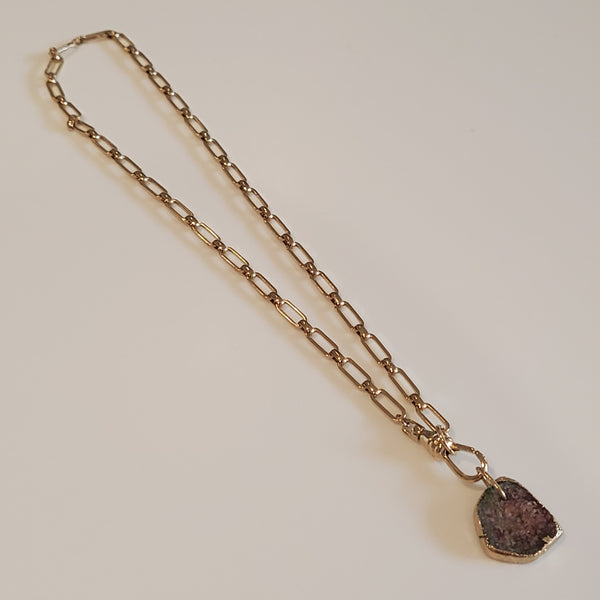 Room Service Collier TOURMALINE