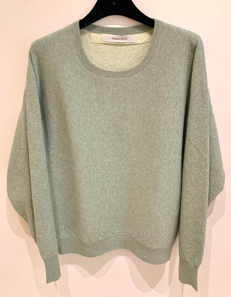 Humanoid Sweat-Shirt SALY Matcha