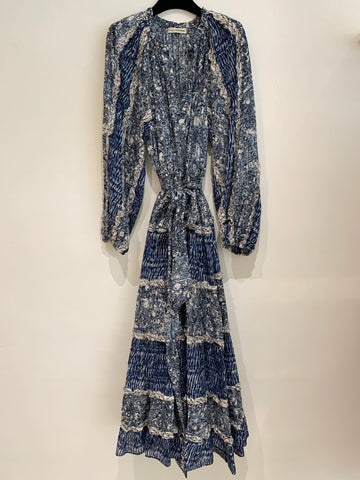 Ulla Johnson Robe ANZU Indigo