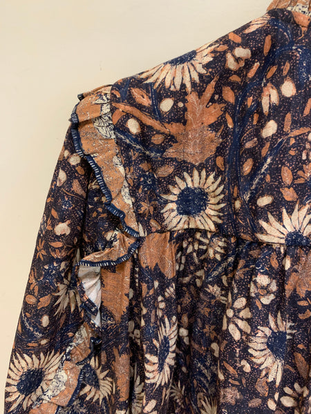 Ulla Johnson Blouse MANET Terra