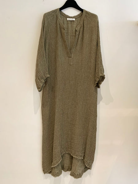 Masscob Robe ALERIA Kaki