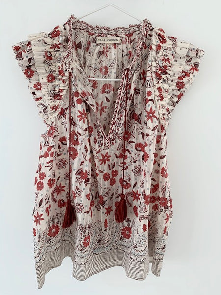Ulla Johnson blouse Iris
