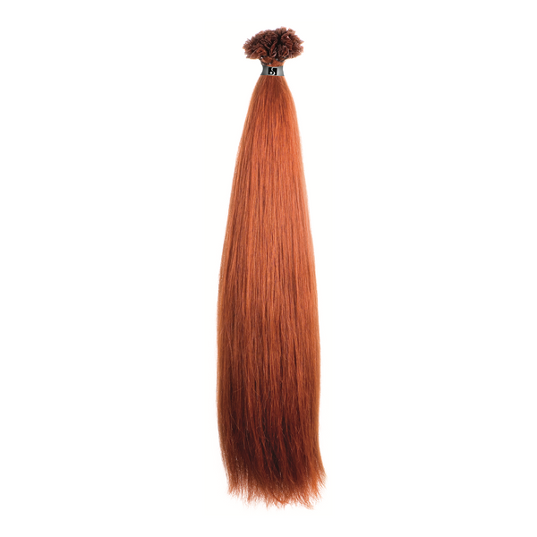 Keratin Straight Natural Reds
