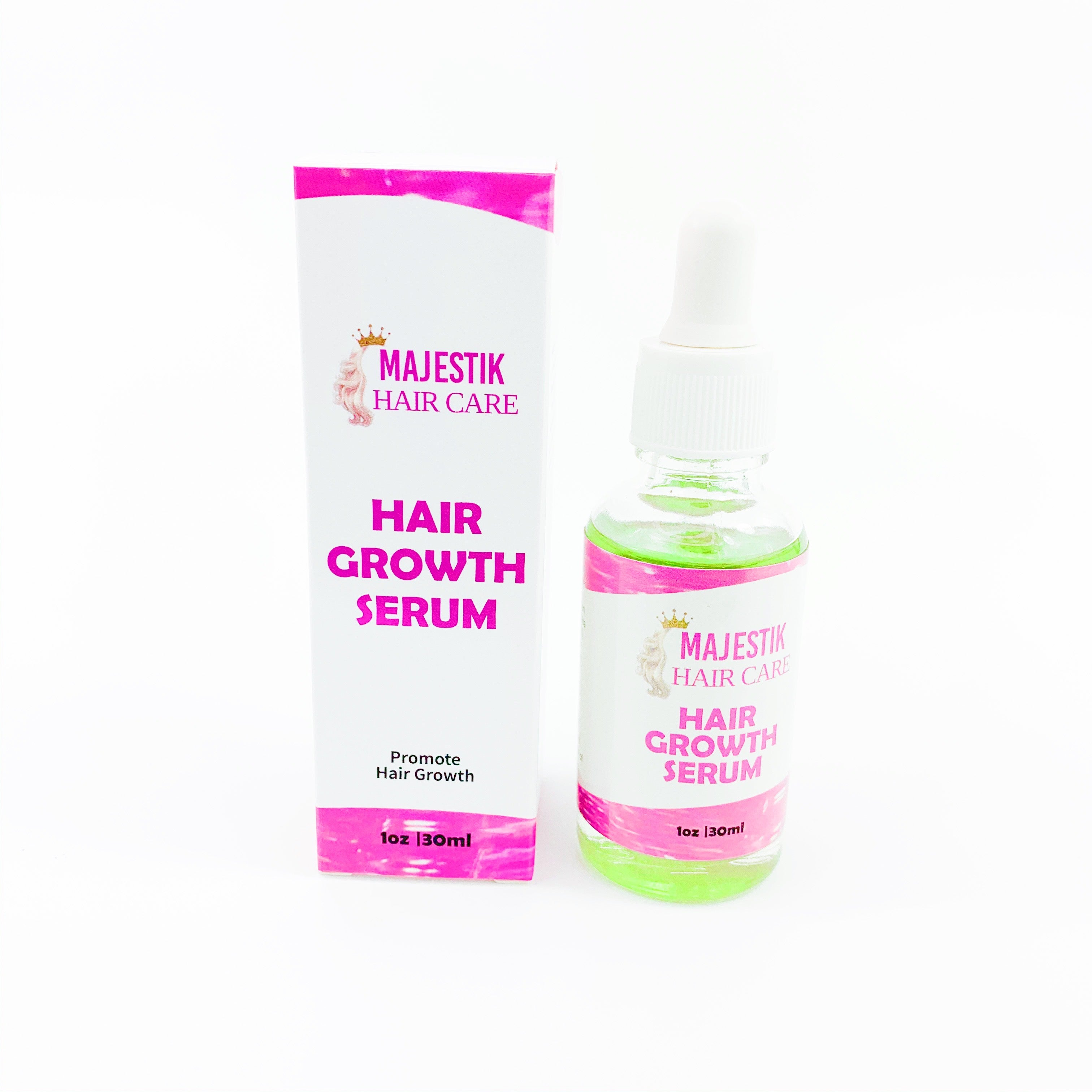 Majestik's Hair Growth Serum (Scented)