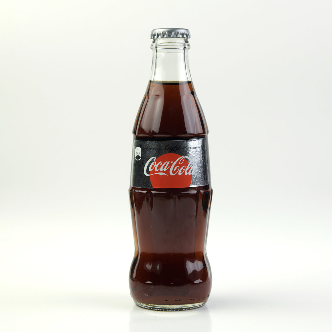 Coca Cola Light μπουκάλι 250ml