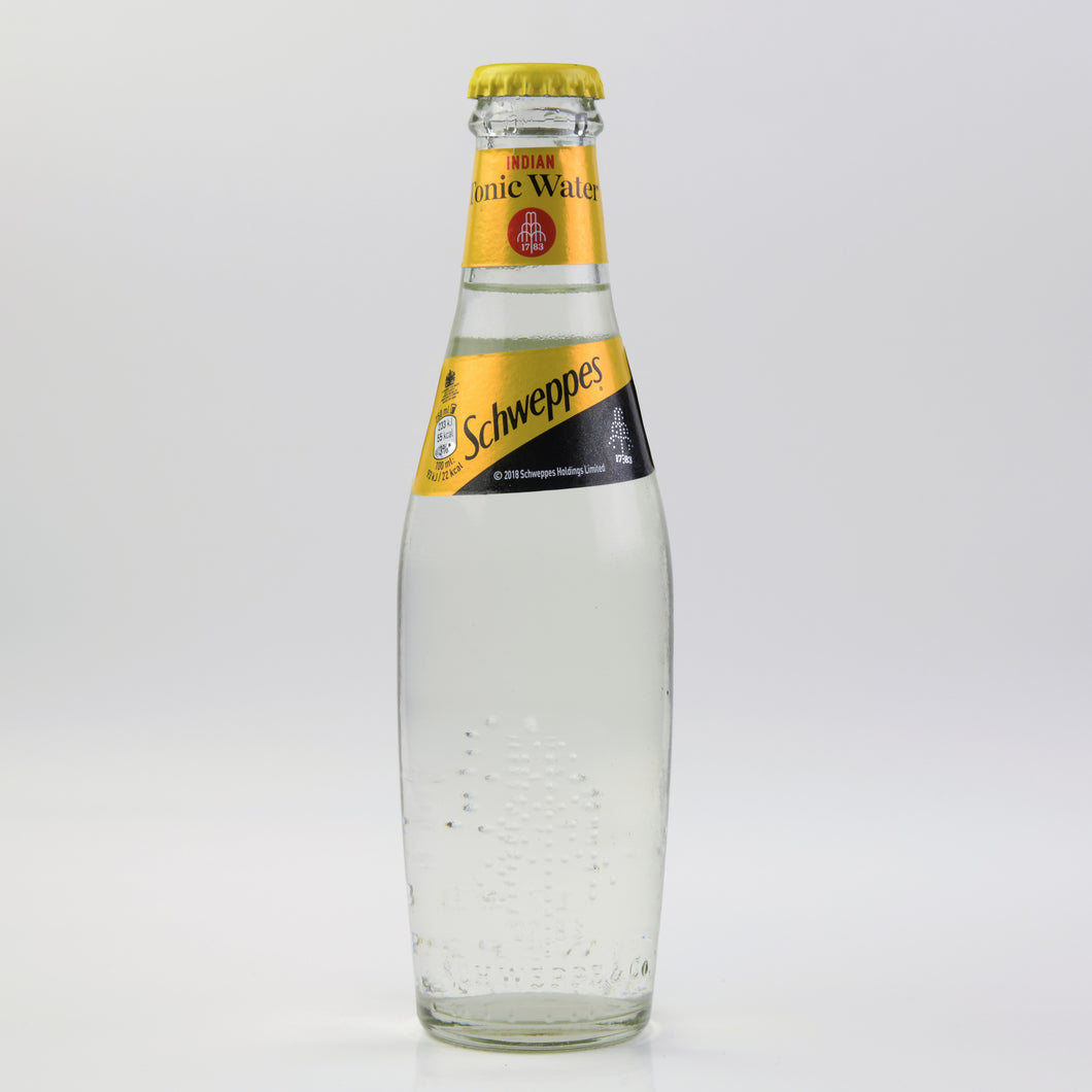 Schweppes Indian Tonic Water μπουκάλι 250ml