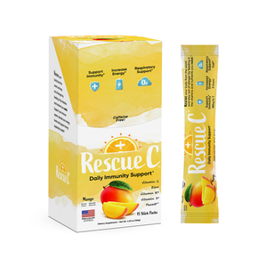 RescueC 15 Count Box - Mango
