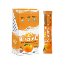 Load image into Gallery viewer, RescueC 15 Count Box - Orange Blast