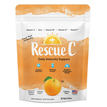 Load image into Gallery viewer, RescueC 20 Count Stick Pouch - Orange Blast