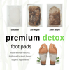 detox foot pads how to use