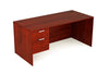 30x60 Kai Desk w/ Single Suspended Pedestal Greenguard Gold Certified