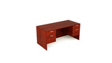 30x60 Kai Desk w/ Double Suspended Pedestal Greenguard Gold Certified