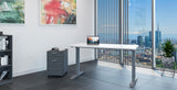 "24""x48"" iRize Electric Standing Desk"