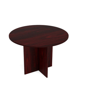 "48"" Round Kai Meeting Table Greenguard Gold Certified"