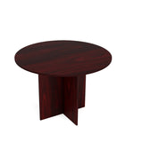 "42"" Round Kai Meeting Table Greenguard Gold Certified"