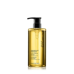 gentle cleansing oil shampoo