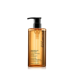 cleansing oil shampoo for dry hair and scalp